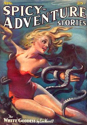 For the sex blog readers, P. Z. is a biologist who has it bad for squid and ...